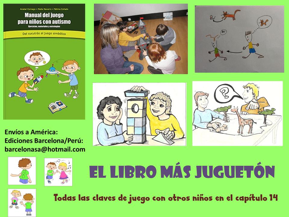 Manual De Juego Para Ninos Con Autismo Ana Asociacion Navarra De