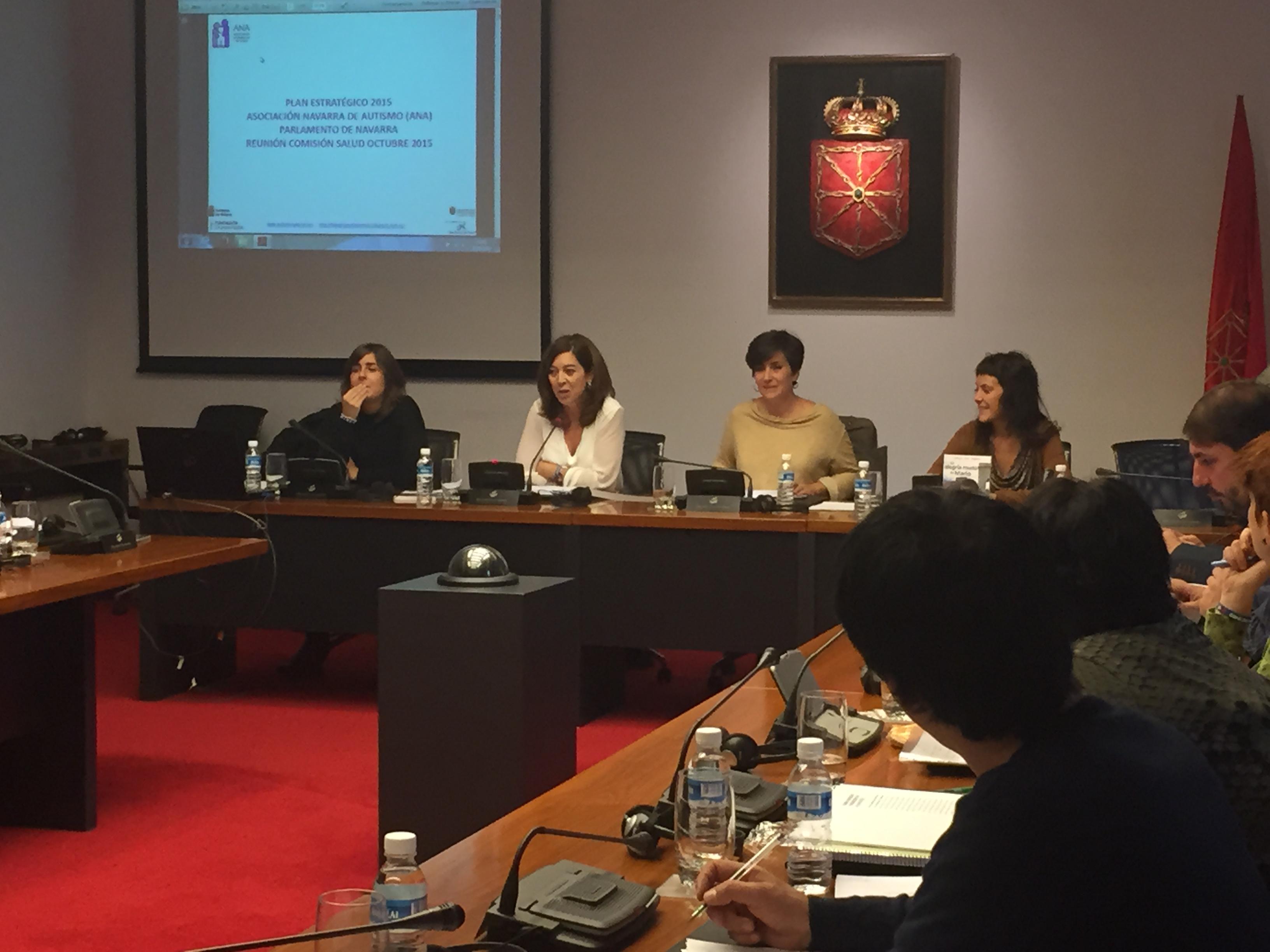Comisión Salud Parlamento 21 octubre.2