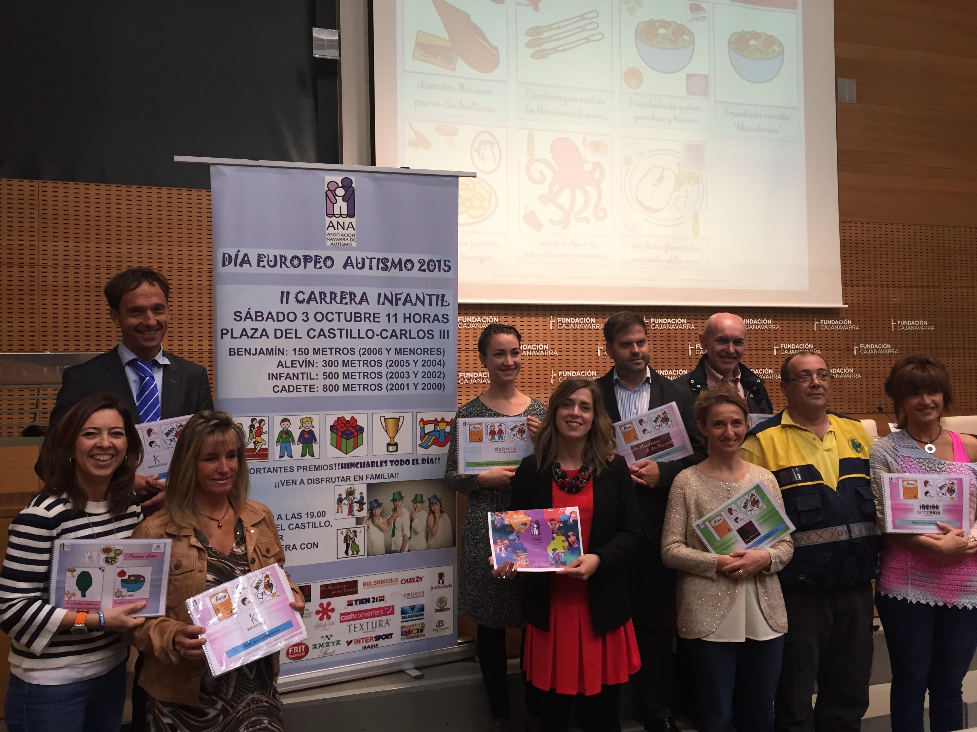 dia europeo autismo rueda de prensa