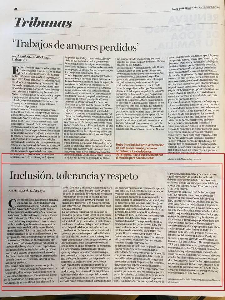 Diario de noticias 1 abril. br
