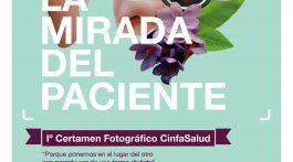 CARTEL_La mirada del paciente_CinfaSalud