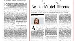 Editorial A menudo oímos hablar de Asperger
