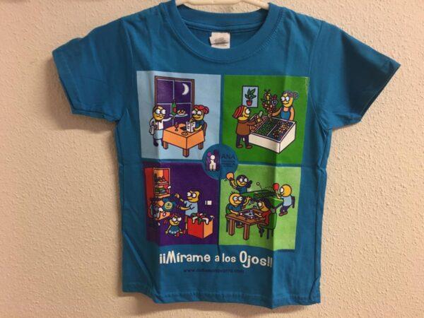 Camiseta Pictos